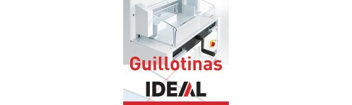 Guillotinas IDEAL